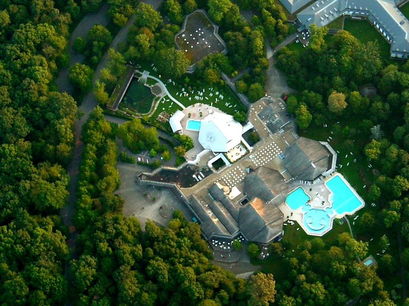 Therme Eugen Keidel Bad und Mooswaldklinik in Freiburg
